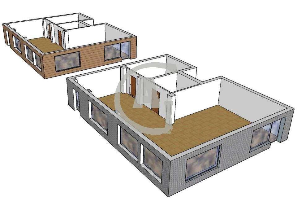 Planos de locales comerciales finest plano local c planos for Planos de locales