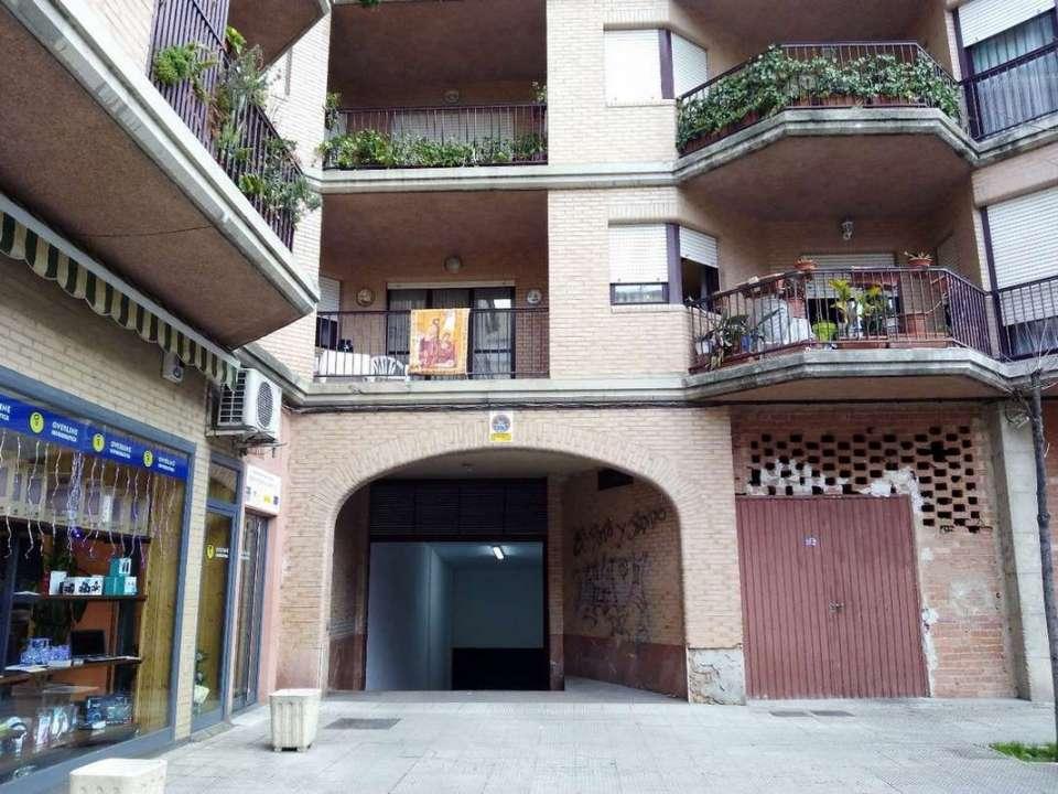 Garaje en alquiler en Santo Domingo de la Calzada