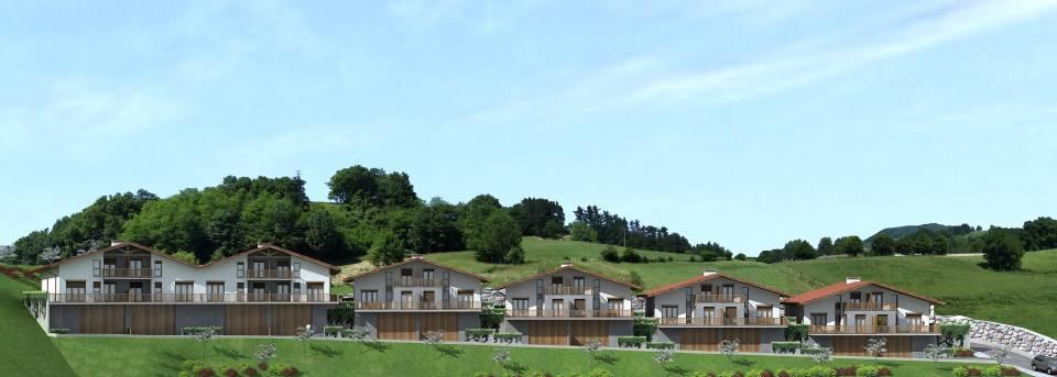 Ultimas Villas En Alegi Inmobiliaria Elizalde