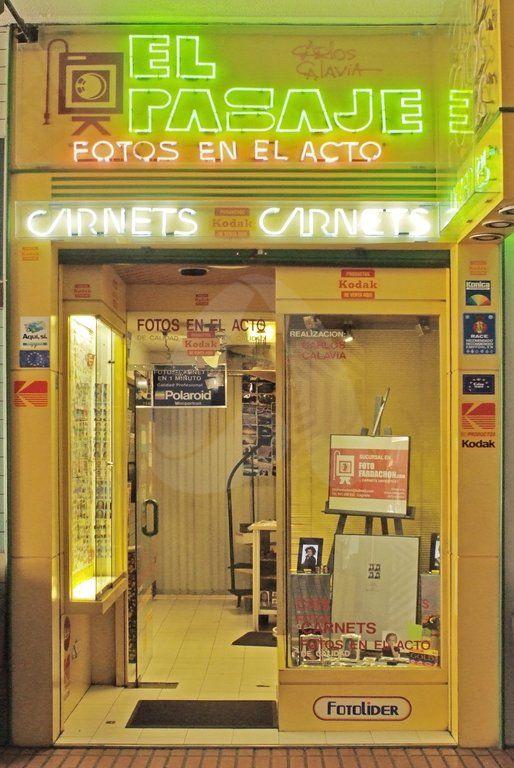 Local con negocio de fotos en funcionamiento en venta en Jorge Vigón, Logroño