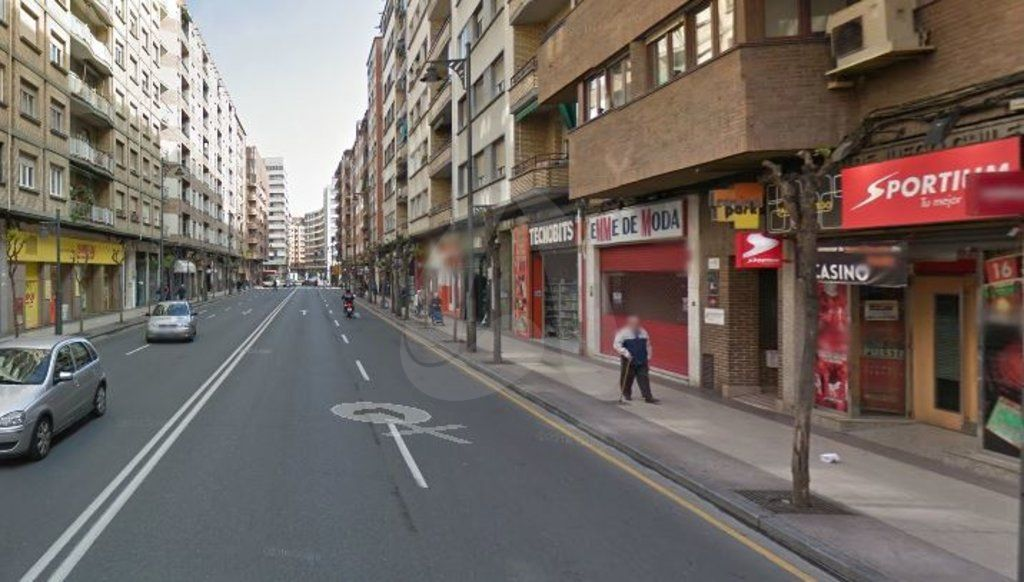 Local en venta con inquilino en calle Chile de Logroño