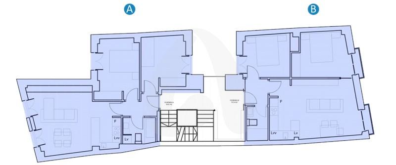 NUEVOS Apartamentos Passivhaus en la Plaza del Mercado, Logroño
