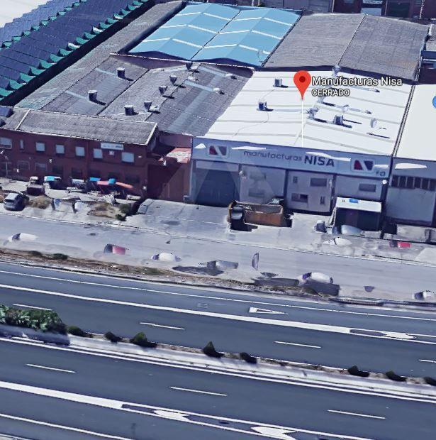 Nave industrial en venta en Polígono La Portalada I de Logroño