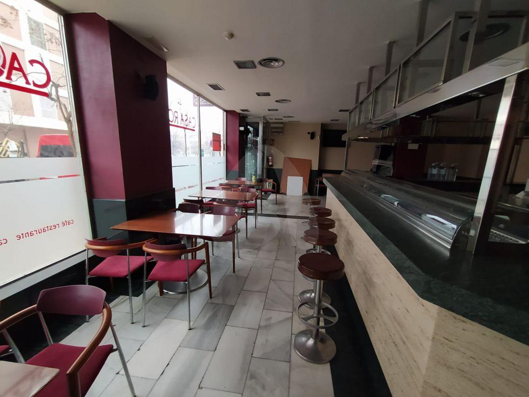 Bar Restaurante en alquiler en la zona del Cubo
