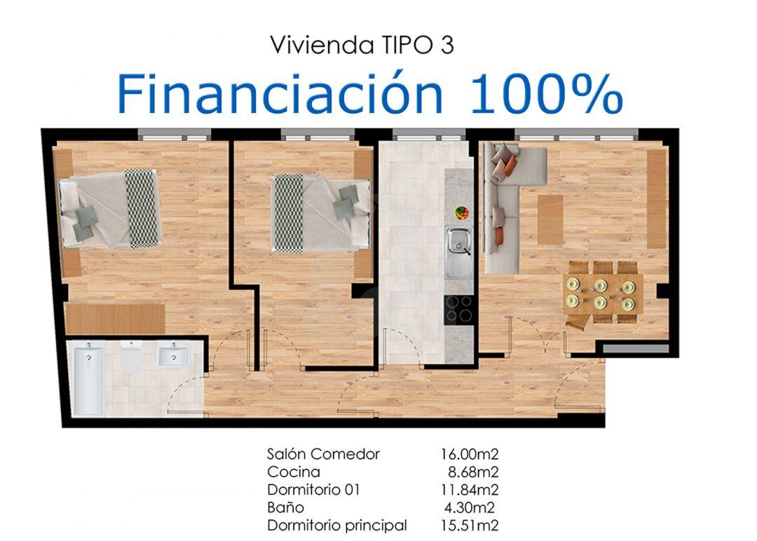 Apartamentos nuevos en Agoncillo – Financiación 100%