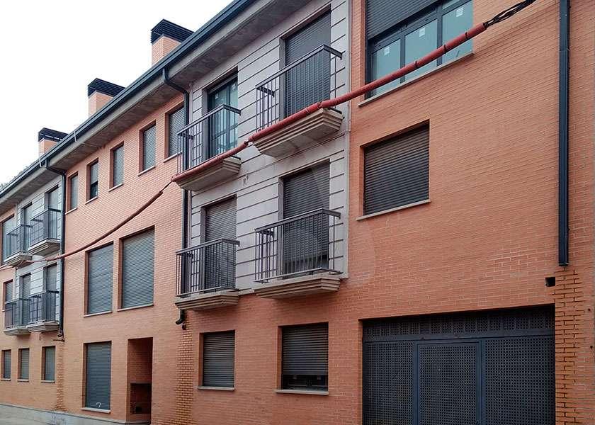 Unifamiliares en construcción en Agoncillo – Financiación 100%