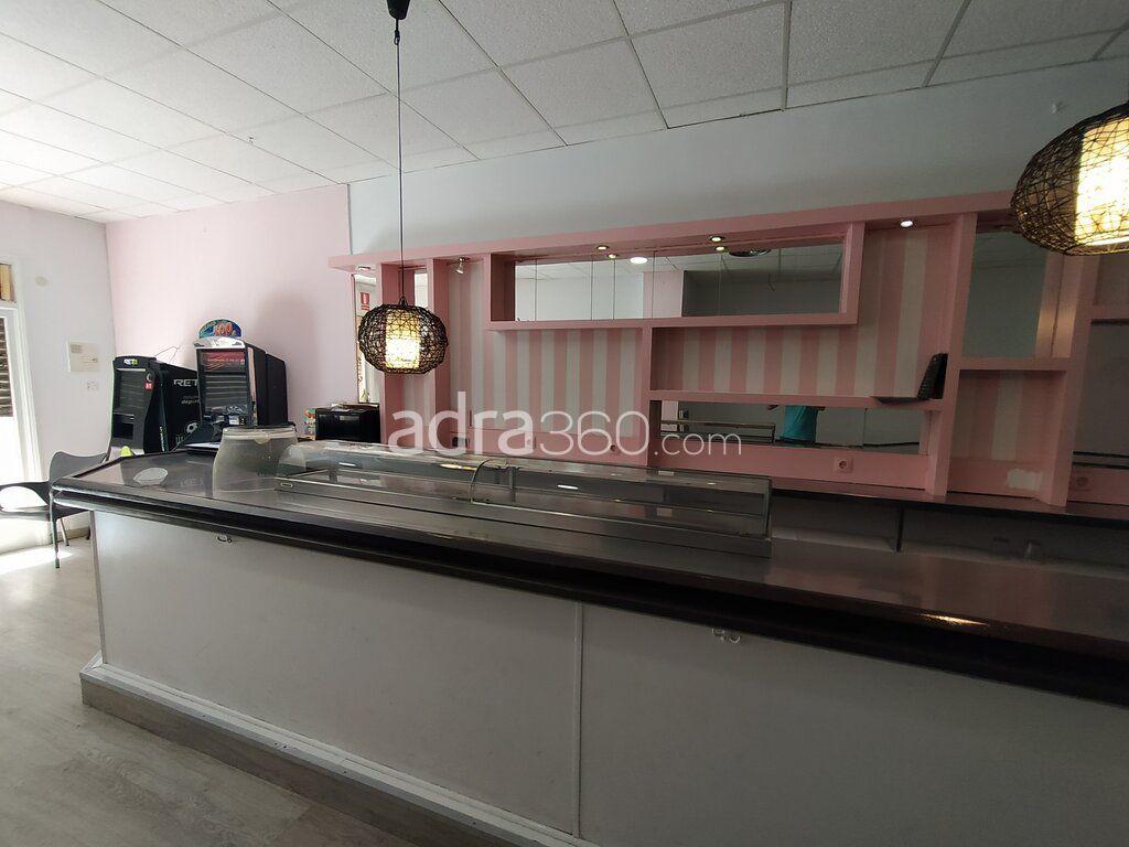 Bar-cafetería con terraza en el Centro de Logroño