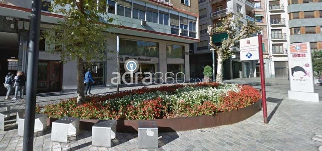 Vivienda zona centro, Logroño