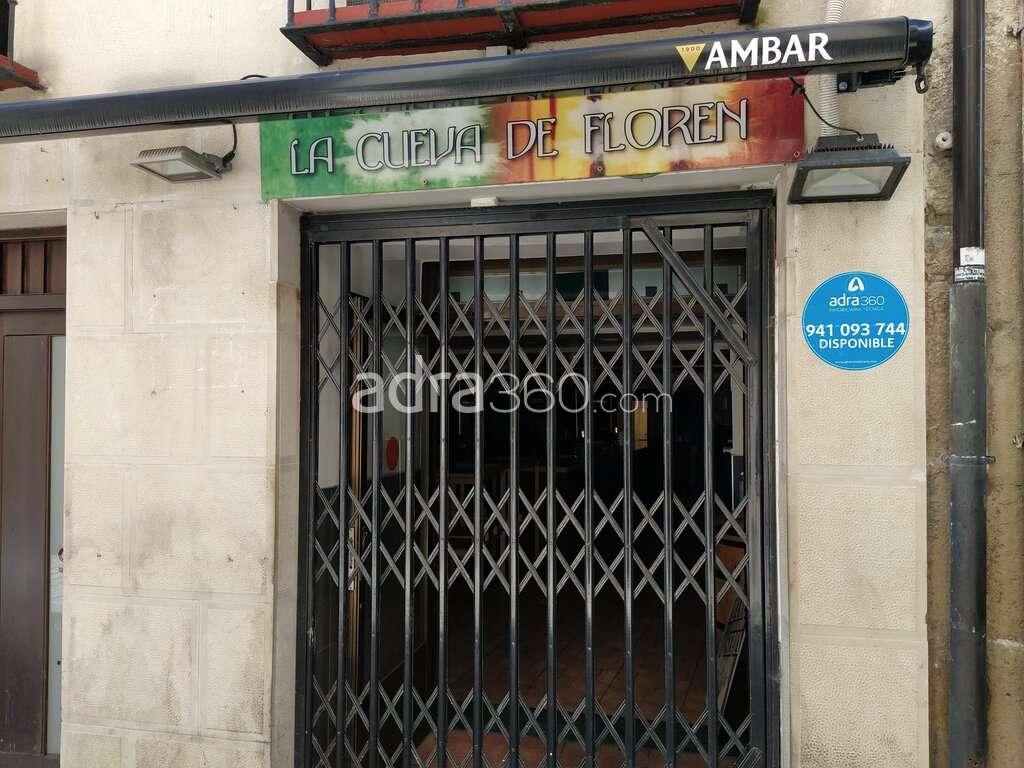 Traspaso Bar, Calle San Juan, Logroño