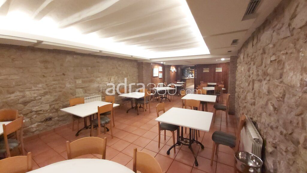 Restaurante en traspaso – Calle Laurel