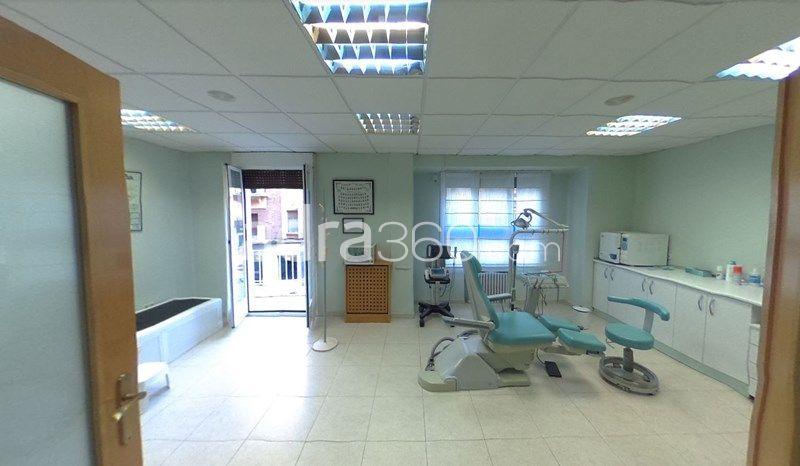 Oficina en venta en zona centro de Logroño