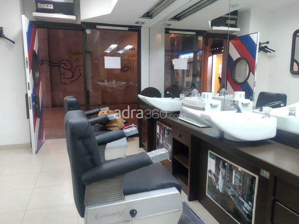 Alquiler peluqueria