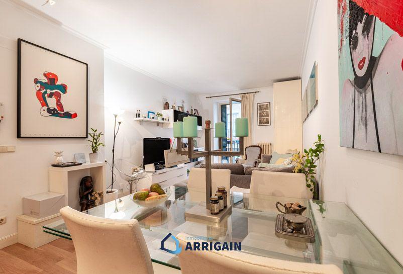 Bonito apartamento en la calle Garibay de San Sebastián