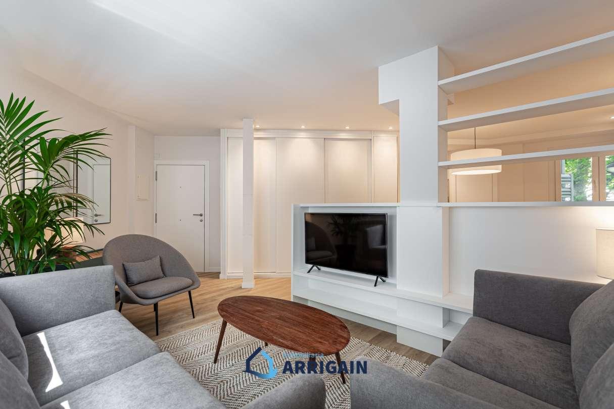 Precioso piso con ascensor en venta en Bidebieta