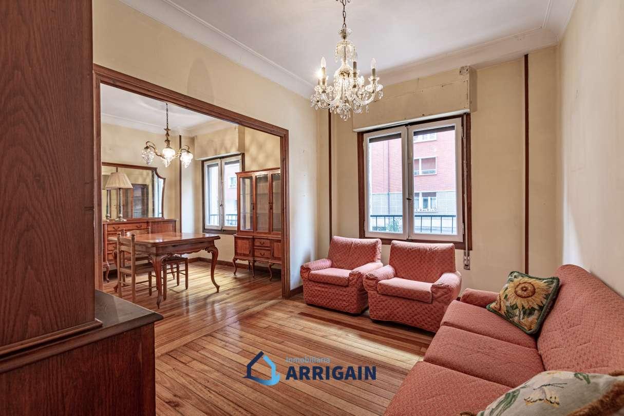 Amara primera zona, venta piso exterior