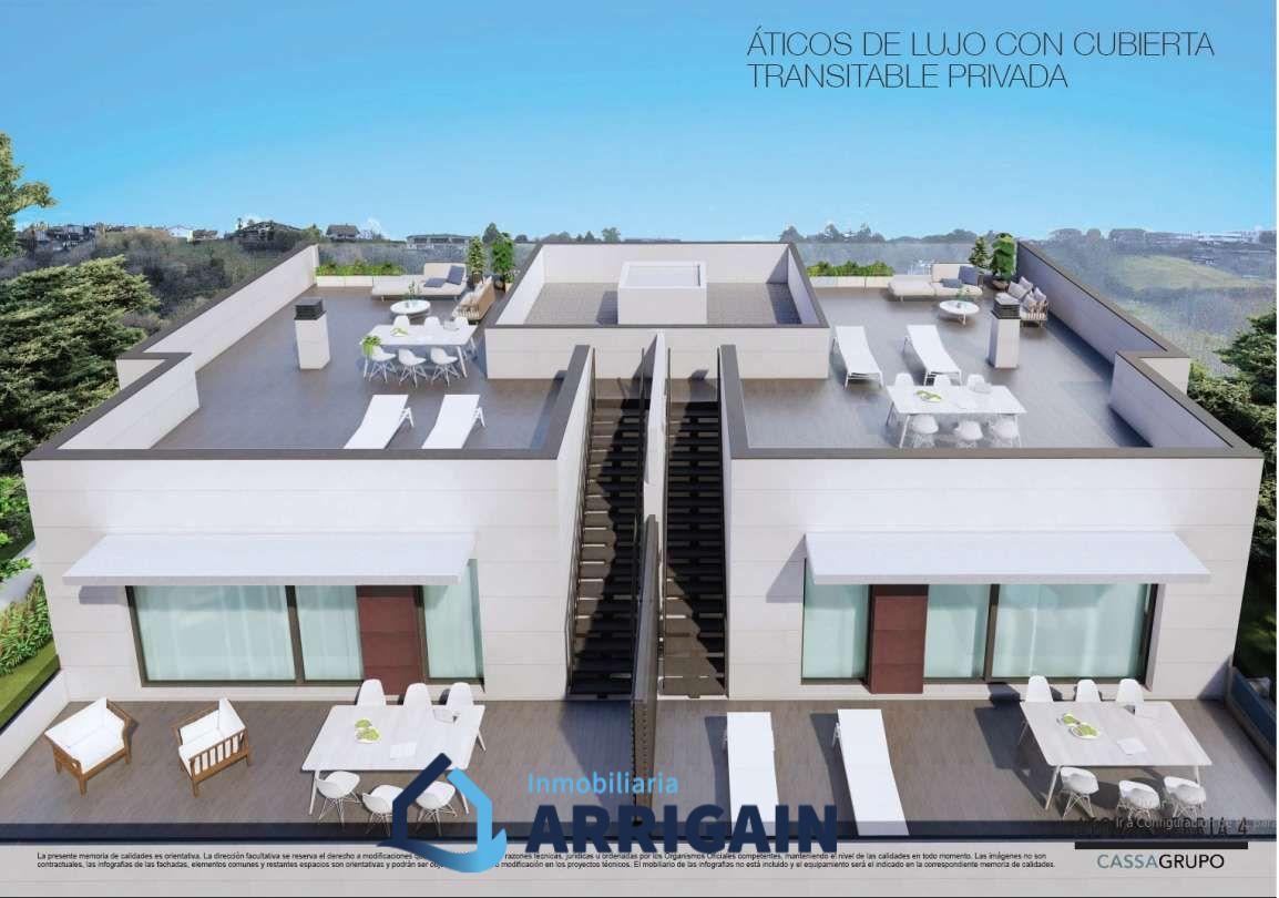 Nueva construcción en venta en Atotxa Erreka