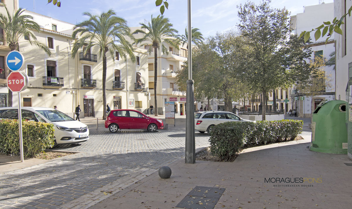 Old Town Center, Jávea/Xàbia